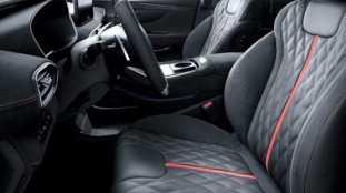 Hyundai Santa Fe N Performance Parts 3