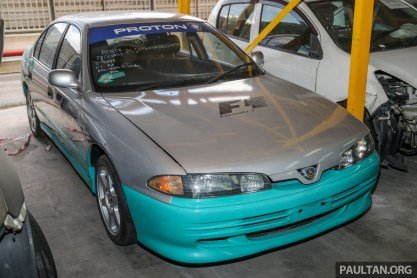 Proton Lotus Cars with Petronas e01 engine at Pickles Auction_BM-18