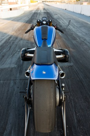 2020 BMW Motorrad R18 Dragster by Roland Sands - 16
