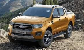 2020 Ford Ranger Wildtrak 1