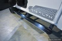 2020 Isuzu D-Max Stealth-Silky White Pearl-Malaysia-exterior-21_BM