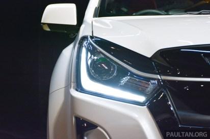 2020 Isuzu D-Max Stealth-Silky White Pearl-Malaysia-exterior-8_BM