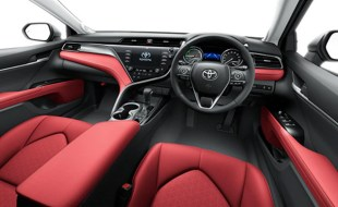 2020 Toyota Camry Black Edition-Japan-11