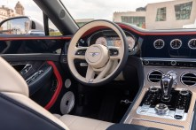 2021 Bentley Continental GT Mulliner Convertible