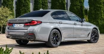 2021 G30 BMW 545e xDrive Exterior