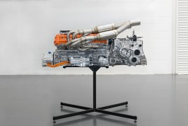 2021 Gordon Murray Automotive T.50 Supercar Engine