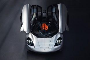 2021 Gordon Murray Automotive T.50 Supercar Exterior