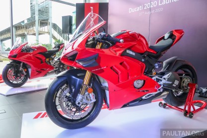 Ducati Panigale V4S launch Malaysia 2020-3