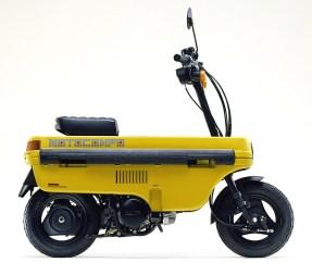 Honda City and Motocompo - 5