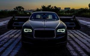 Rolls-Royce Wraith Eagle VIII Official 1