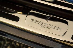 Rolls-Royce Wraith Eagle VIII Official 13