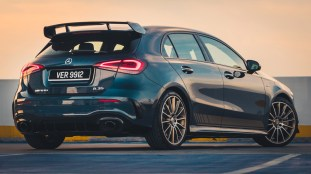 W177 Mercedes-AMG A 35 4MATIC 29