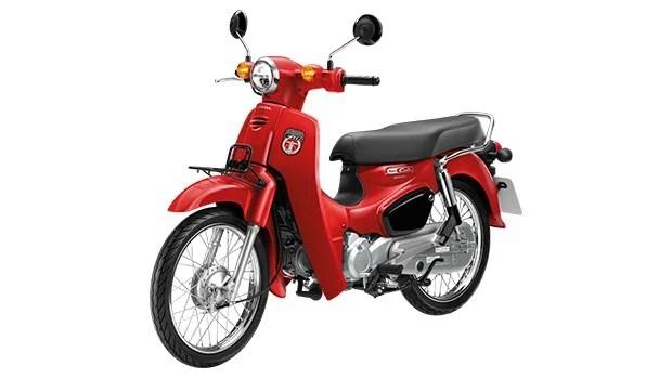 2020 Honda Super Cub Thailand - 1