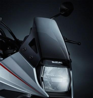 2020 Suzuki Katana Shogun and Samurai Accessory Pack - 9