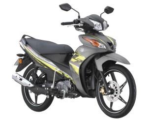 2020 Yamaha Lagenda 115Zi Grey - 1