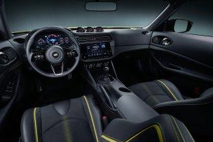 2021 Nissan Z Proton Interior