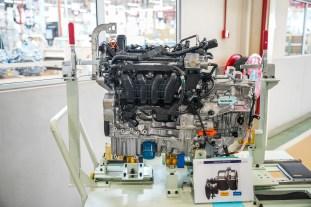 2020 Honda i-MMD Engine