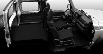 Suzuki Jimny LCV Europe 3