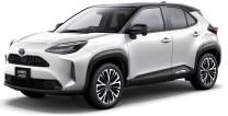 Toyota Yaris Cross Japan 1