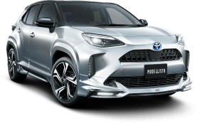 Toyota Yaris Cross Modellista Advance Robust Style 9