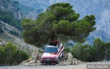 X247 Mercedes-Benz SUV driven review Spain-81