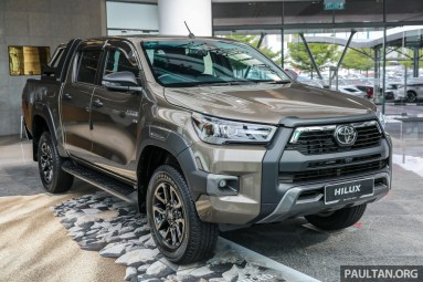 2020 Toyota Hilux Rogue Malaysia_Ext-1