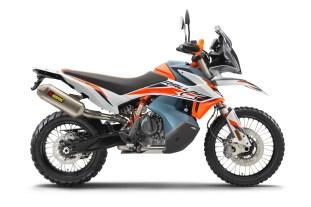 2021 KTM 890 Adventure R and Adventure R Rally - 34