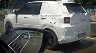Autonetz Daihatsu Rocky spyshots 1