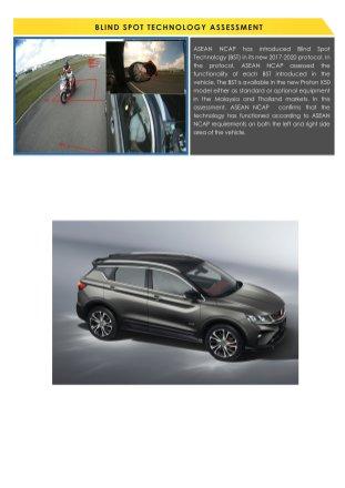 Proton X50 ASEAN NCAP Crash Test Report 4
