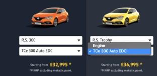 Renault UK Megane RS 300 Trophy FL screencap-1