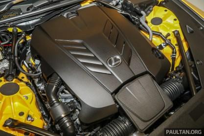 2020 Lexus LC500 Convertible Malaysia_Ext-31
