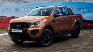 2021 Ford Ranger Facelift Thailand 1
