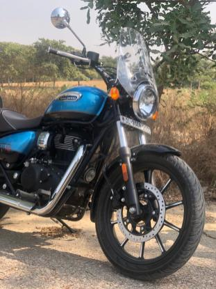 2021 Royal Enfield Meteor 350 - 4