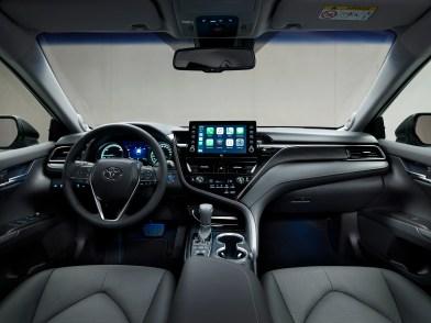 2021 Toyota Camry Hybrid-24