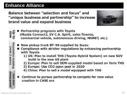 Mazda inline-six and four-cylinder hybrid-5