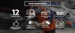 Proton UCM WEBSITE - Guarantee