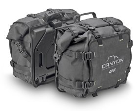 2021 Givi GRT Canyon motorcycle luggage - 11