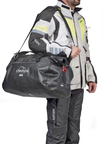 2021 Givi GRT Canyon motorcycle luggage - 2