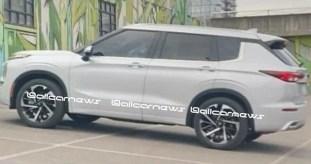 2021 Mitsubishi Outlander leaked-3
