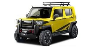 Daihatsu Taft Crossfield Ver-2021 TAS