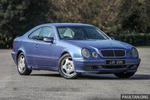 Jonathan Lee 1999 Mercedes-Benz CLK 230 Kompressor-1
