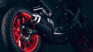Yamaha MT-125 2020 Europe BM-9