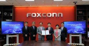 Geely Foxconn Signing 2