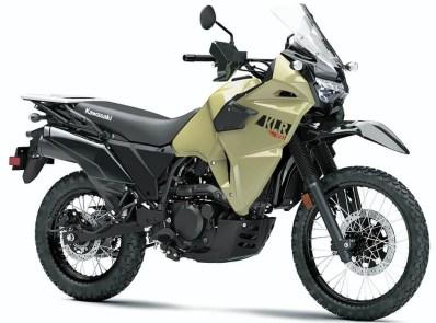 Kawasaki KLR 650 2021-18