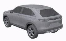 2021-Honda-HR-V-patent-drawing-horizontal-slat-grille-2_BM