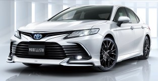 2021 Toyota Camry_Modellista Bright Elegance-front