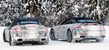 Mercedes-AMG-SL-16-spied