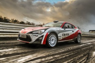 Toyota GT86 leaves the UK-15