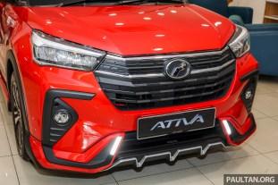 2021 Perodua Ativa 1.0L Turbo Gear Up-5