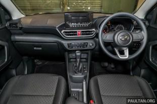 2021 Perodua Ativa 1.0L Turbo X_Int-1